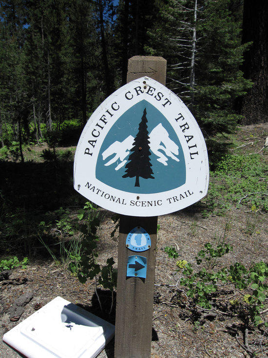 PCT & TRT Trail Markers