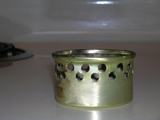 catfood can stove