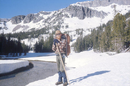 Snow Hiking 1
