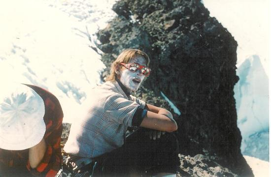 Mt Rainier 1974