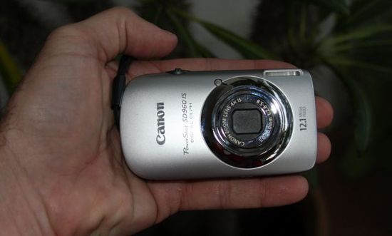 Canon SD960IS