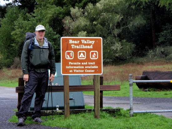 bear valley trailhead 2010