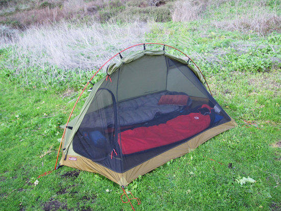Montbell Cresent 2 Tent