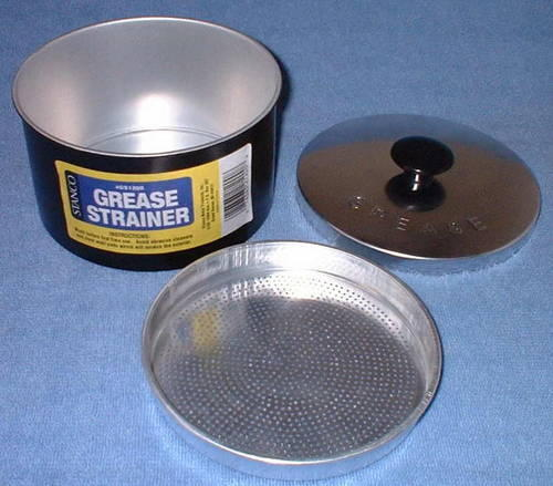 kmart grease pot