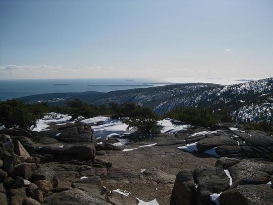 Cadillac Mountain's South Ridge