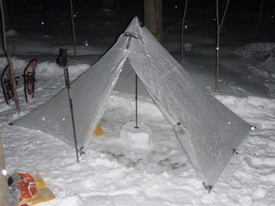 Duomid on Snow