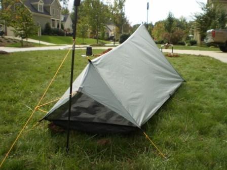 Mini-tent 2