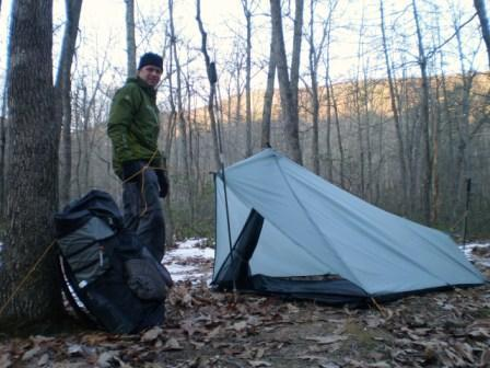 MYOG Tent 1