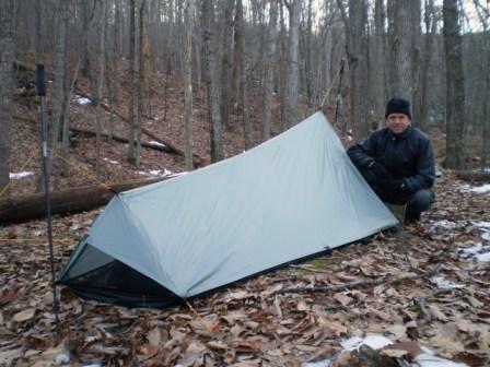 MYOG Tent 2