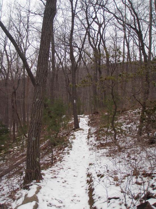 Appalachian Trail,  New York