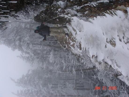 Alum Cave Bluffs Trail - Smoky Mts
