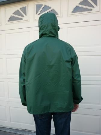 Rain Jacket 2