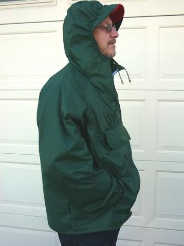 Rain Jacket 3