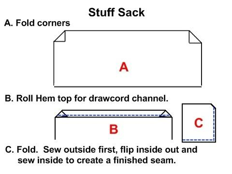 Stuff Sack Design
