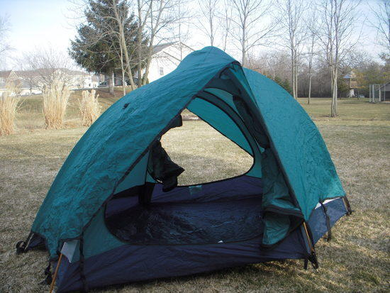 Outer limits tent