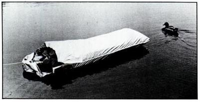 Stephenson Silver Light Sleeping Bag