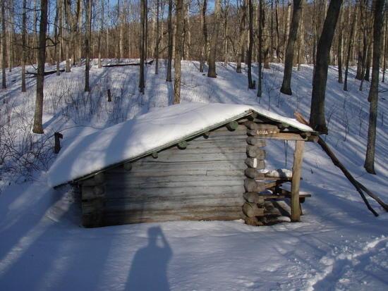 Spring Mtn Shelter