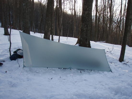 Trevors SpinnTwinn in the Snow