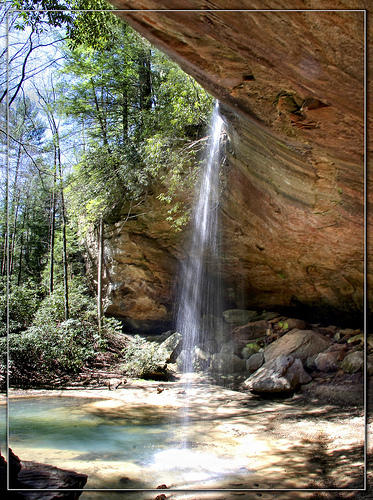 RRG Waterfall