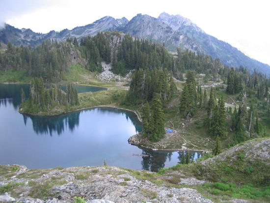 Hart Lake, Olympic National Park