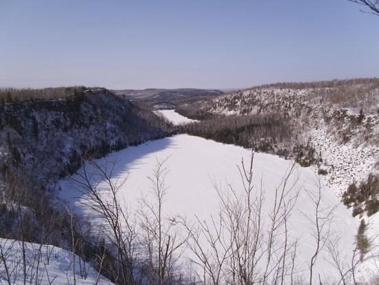 Bear lake 2.28.10