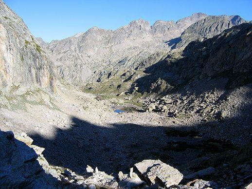 Lakes at Col Baisse de Basto 4339