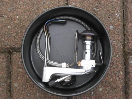 F1 in pot