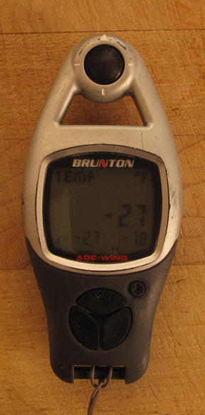 Brunton ADC Wind3