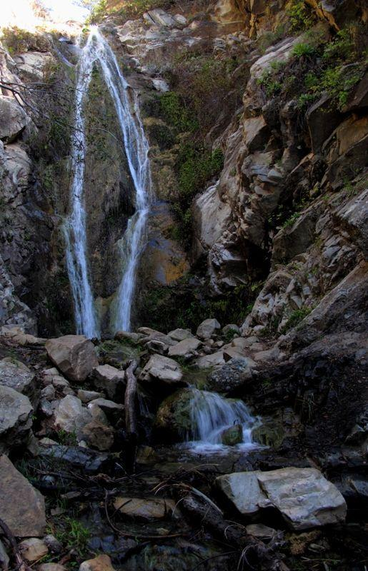 SY Creek Falls
