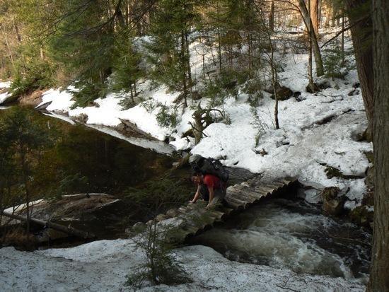 Ernest Icy Bridge