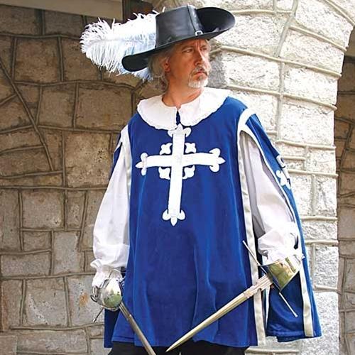 musketeer tabart