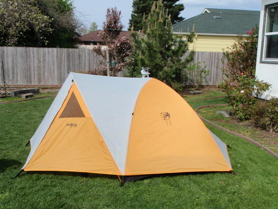 vel1 vel2 vel3 ... & FS: Walrus Velodome - Backpacking Light