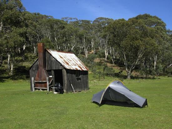 Carter's Hut, NSW