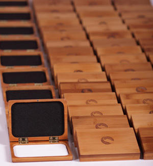 BPL Bamboo Fly Boxes
