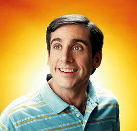 Steve Carrel's 40 year old virgin