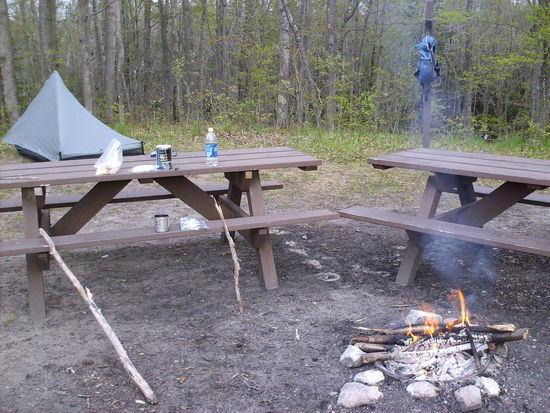 Pinney Bridge Campground
