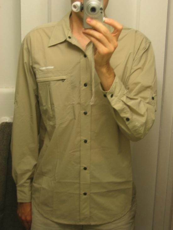 Thorofare Shirt XS Front View
