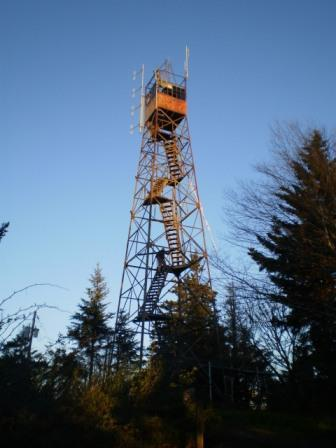 Mount Sterling Fire Tower