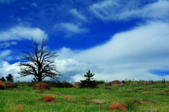 near Eldorado Springs