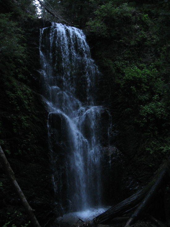 Berry Creek Falls, Big Basin State Park