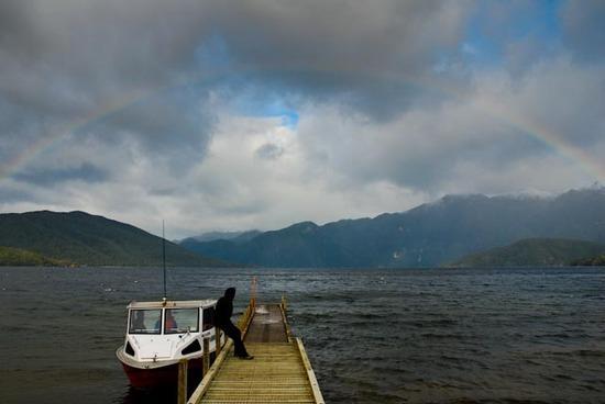 Lake Houroko