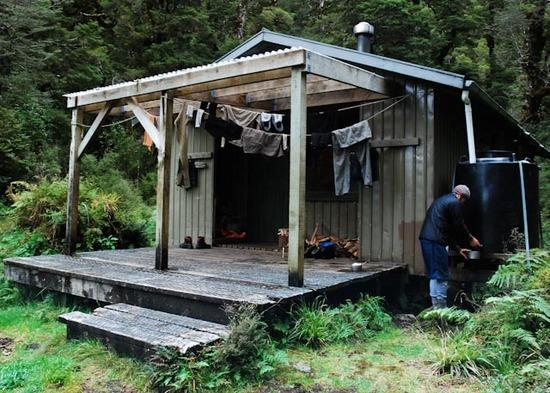 Upper Spey Hut #2