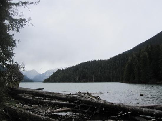 Cheakamus Lake 2