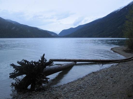 Cheakamus Lake 3