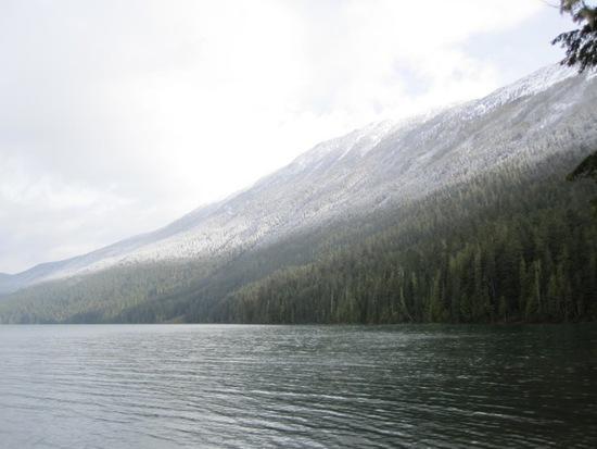 Cheakamus Lake 4