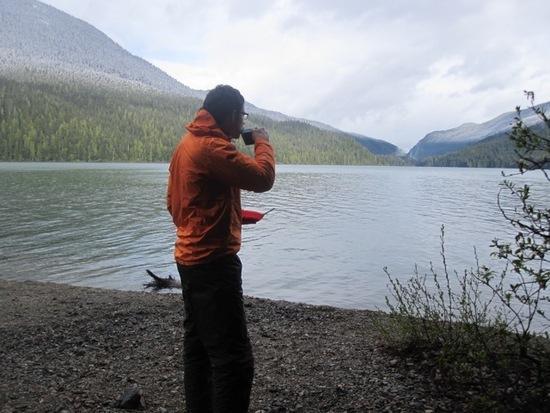 Cheakamus Lake 5