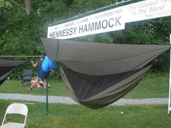 Hennessey Hammock