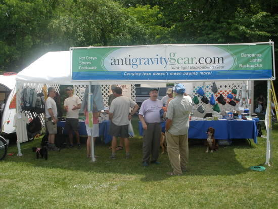 Antigravity Gear