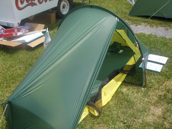 Terra Nova Laser tent
