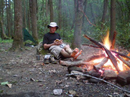 Pisgah Camping
